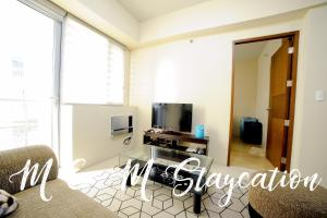 M & M Staycation, Apartmanok  Manila - big - 27