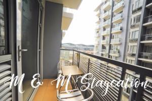 M & M Staycation, Appartamenti  Manila - big - 28