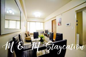 M & M Staycation, Appartamenti  Manila - big - 30