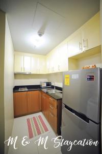 M & M Staycation, Apartments  Manila - big - 31