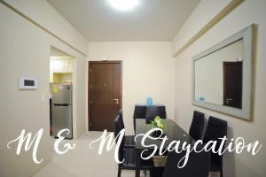M & M Staycation, Appartamenti  Manila - big - 32