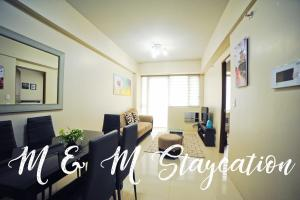 M & M Staycation, Apartmanok  Manila - big - 33