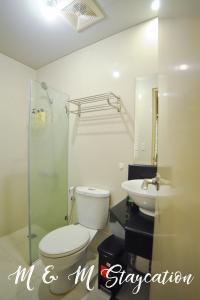 M & M Staycation, Appartamenti  Manila - big - 34