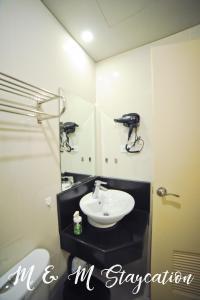 M & M Staycation, Appartamenti  Manila - big - 35
