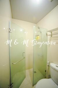 M & M Staycation, Apartmanok  Manila - big - 36