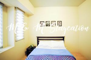 M & M Staycation, Appartamenti  Manila - big - 37