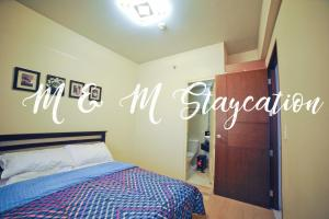 M & M Staycation, Apartmanok  Manila - big - 39
