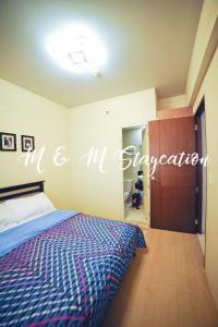 M & M Staycation, Appartamenti  Manila - big - 40