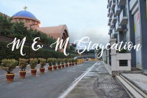 M & M Staycation, Appartamenti  Manila - big - 44