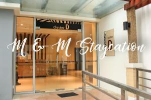 M & M Staycation, Appartamenti  Manila - big - 46