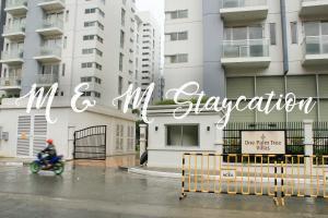 M & M Staycation, Appartamenti  Manila - big - 47