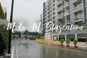 M & M Staycation, Appartamenti  Manila - big - 49
