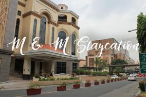M & M Staycation, Appartamenti  Manila - big - 50