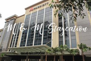 M & M Staycation, Appartamenti  Manila - big - 51