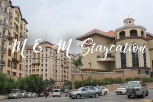 M & M Staycation, Appartamenti  Manila - big - 52