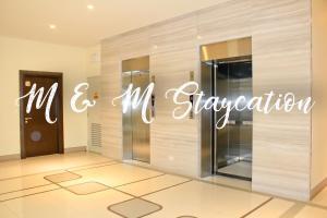 M & M Staycation, Appartamenti  Manila - big - 54