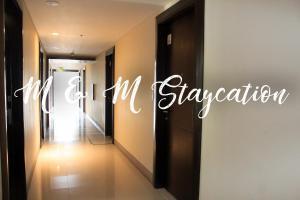 M & M Staycation, Appartamenti  Manila - big - 56