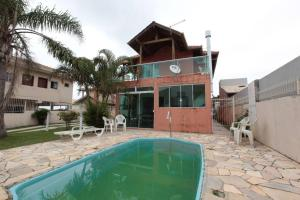 Casa Pepo Manoel, Dovolenkové domy  Florianópolis - big - 2