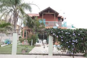 Casa Pepo Manoel, Dovolenkové domy  Florianópolis - big - 7