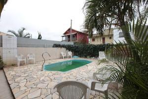 Casa Pepo Manoel, Dovolenkové domy  Florianópolis - big - 12
