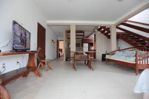 Casa Pepo Manoel, Dovolenkové domy  Florianópolis - big - 14