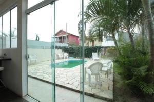 Casa Pepo Manoel, Dovolenkové domy  Florianópolis - big - 17