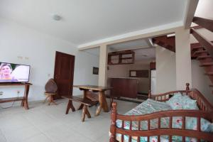 Casa Pepo Manoel, Dovolenkové domy  Florianópolis - big - 32
