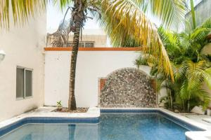 4BR Mexican House in downtown close to Hotel Zone, Ferienhäuser  Cancún - big - 15
