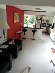 Casa Na Praia Mole, Ferienhäuser  Florianópolis - big - 4