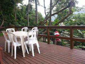 Casa Na Praia Mole, Nyaralók  Florianópolis - big - 8