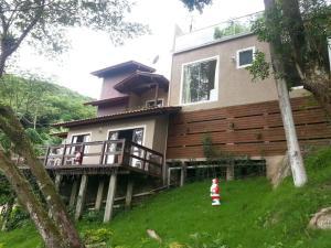 Casa Na Praia Mole, Ferienhäuser  Florianópolis - big - 9
