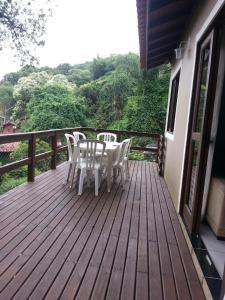 Casa Na Praia Mole, Nyaralók  Florianópolis - big - 13