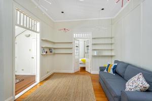 New Farm - 1 Bed - Cool Space, Apartmány  Brisbane - big - 2