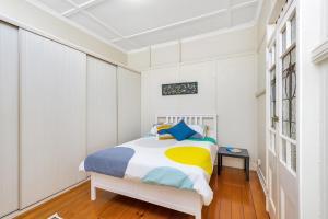 New Farm - 1 Bed - Cool Space, Apartmány  Brisbane - big - 8
