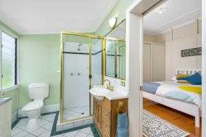 New Farm - 1 Bed - Cool Space, Apartmány  Brisbane - big - 5