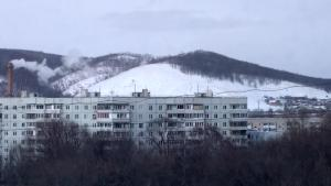 Apartment with a view of the Zhiguli mountains, Apartments  Zhigulevsk - big - 22