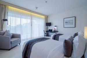 The Palayana Hua Hin Resort and Villas, Курортные отели  Ча-Ам - big - 72