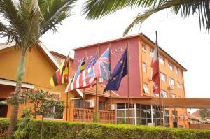 Кампала - Eureka Place Hotel
