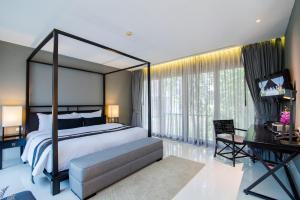 The Palayana Hua Hin Resort and Villas, Курортные отели  Ча-Ам - big - 97