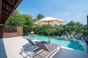 The Palayana Hua Hin Resort and Villas, Курортные отели  Ча-Ам - big - 114
