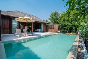 The Palayana Hua Hin Resort and Villas, Курортные отели  Ча-Ам - big - 139