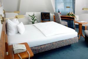 Hotel Löwen-Seckenheim, Hotels  Mannheim - big - 15