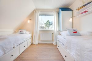 _Kuerzdoerfers_ App_ 3 OG, Apartmanok  Wenningstedt - big - 30
