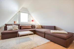 _Kuerzdoerfers_ App_ 3 OG, Apartmanok  Wenningstedt - big - 24