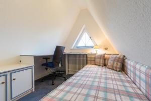 _Koeoevenhues_ App_ 5_OG_re, Apartmanok  Wenningstedt - big - 29