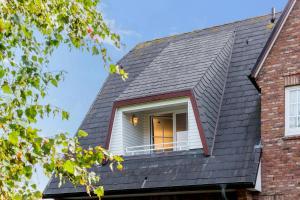 _Koeoevenhues_ App_ 5_OG_re, Apartmanok  Wenningstedt - big - 23