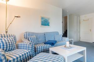 _Koeoevenhues_ App_ 5_OG_re, Apartmanok  Wenningstedt - big - 21