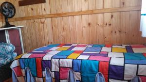 Casa de madeira em Caxias do Sul, Prázdninové domy  Caxias do Sul - big - 19