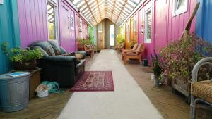 Ytra Lón Farm Lodge