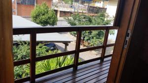 Casa de madeira em Caxias do Sul, Prázdninové domy  Caxias do Sul - big - 24